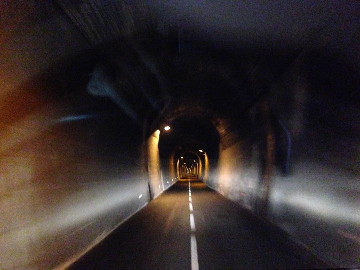 Paul Yves Poumay - french tunnel