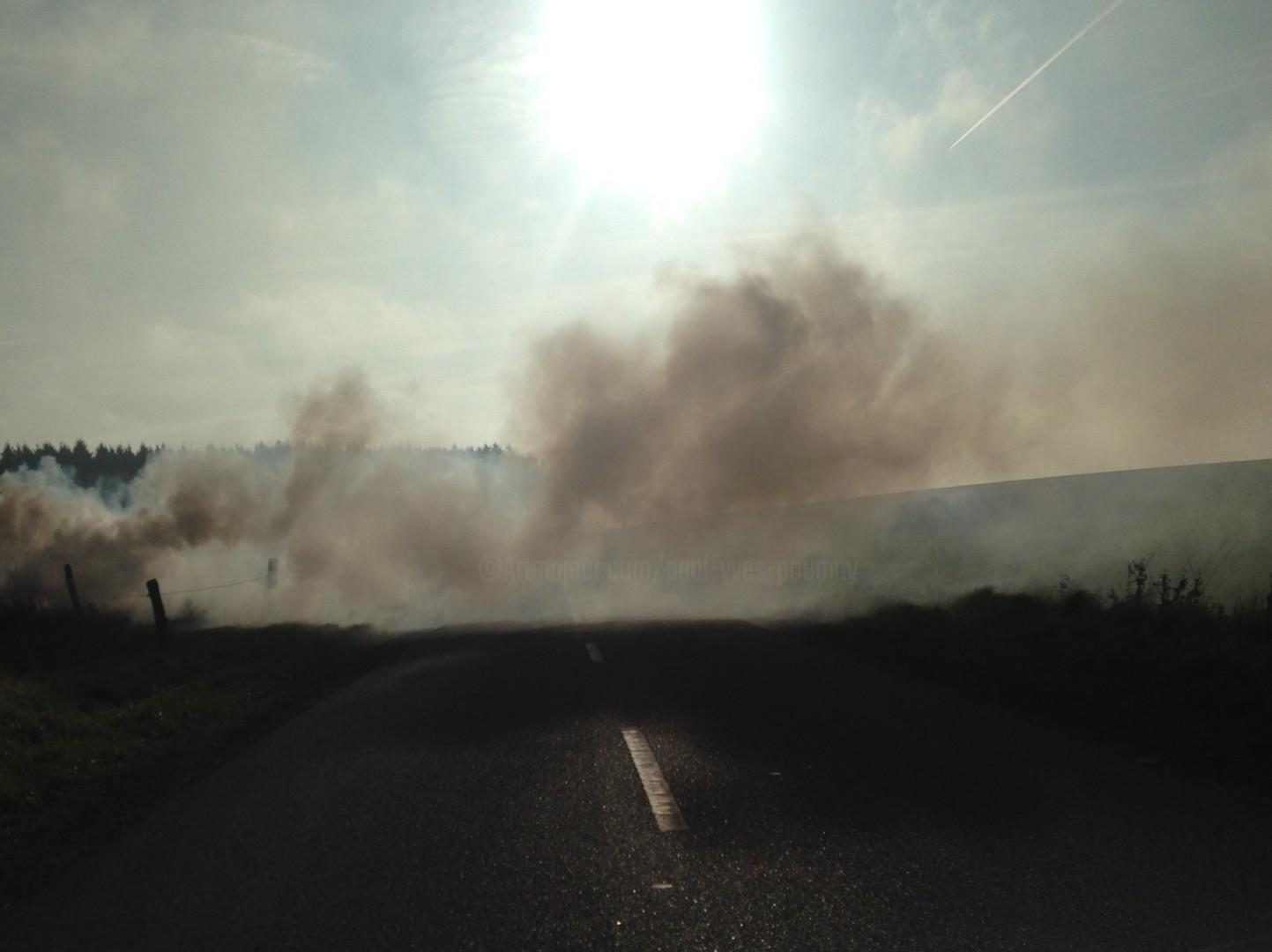 Paul Yves Poumay - smoke-on-the-road.jpg