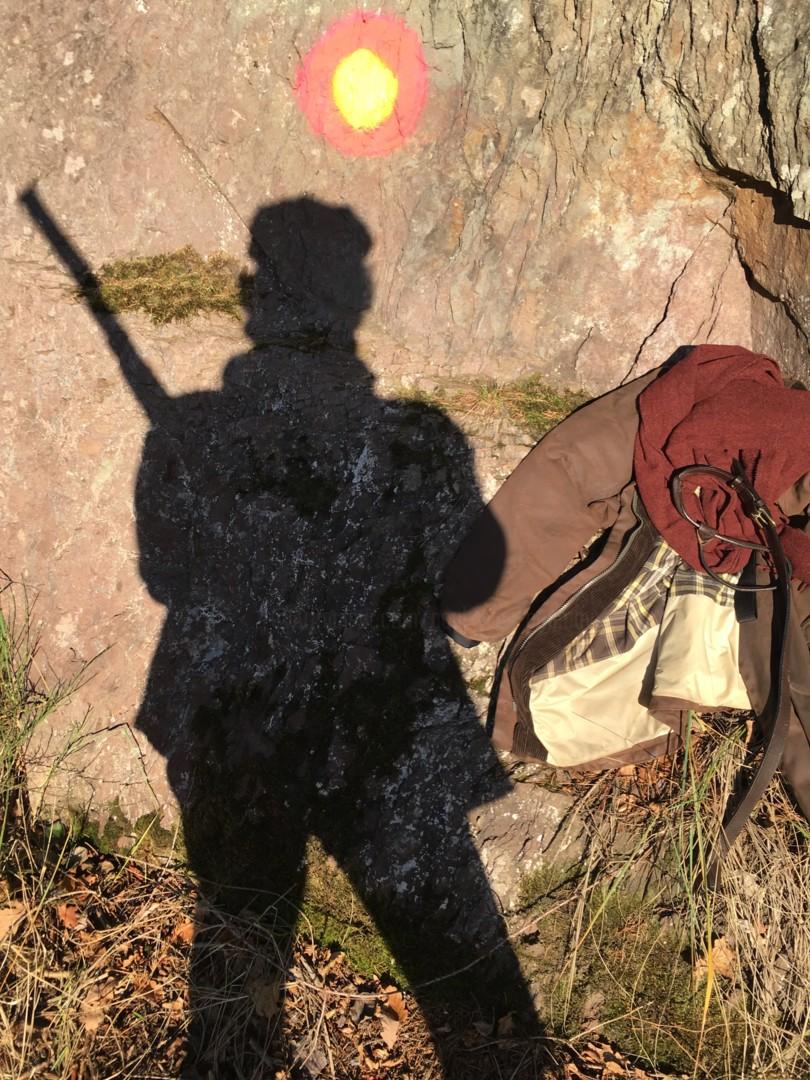 Paul Yves Poumay - scène de chasse