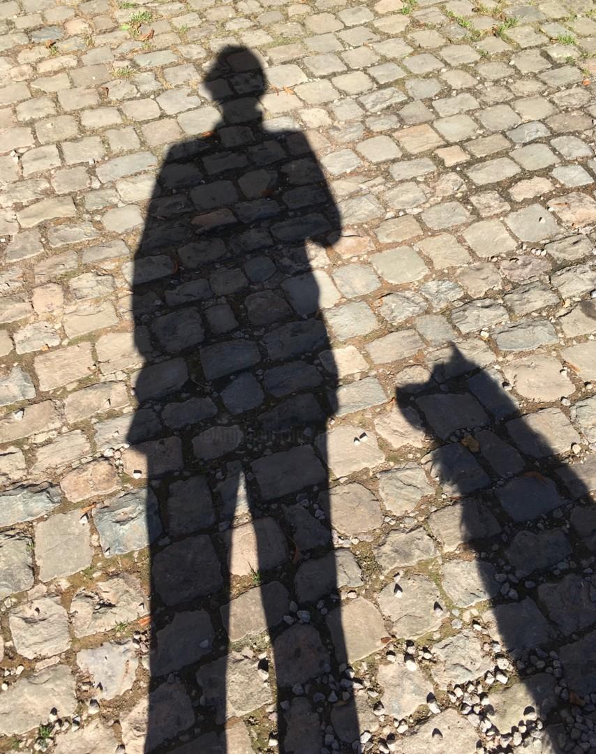 Paul Yves Poumay - le chien et son maître