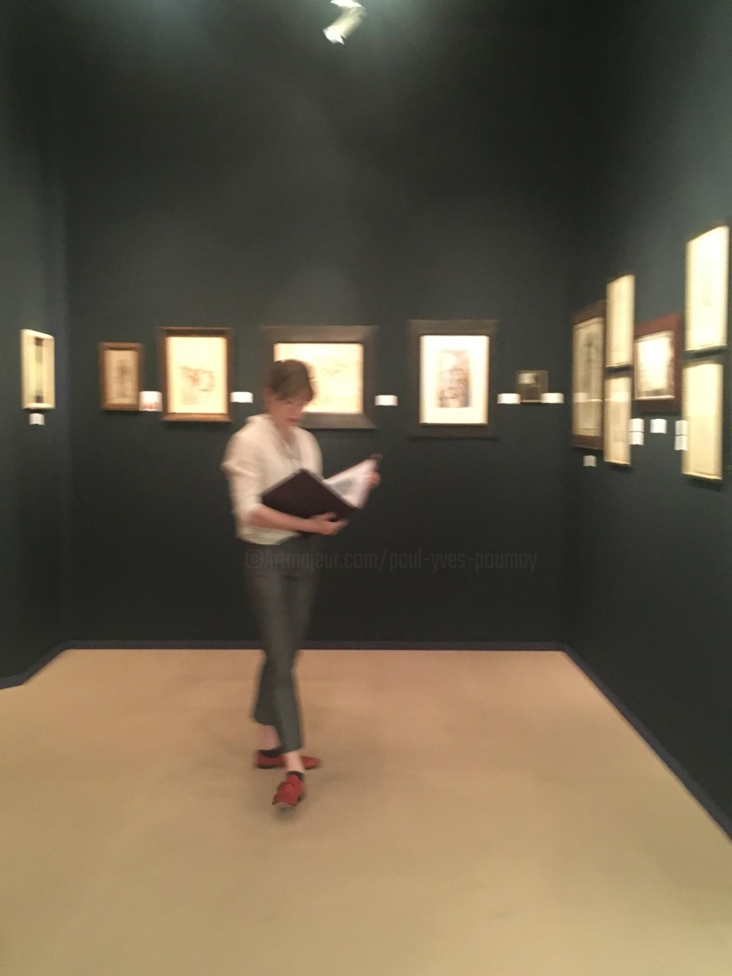 Paul Yves Poumay - art gallery