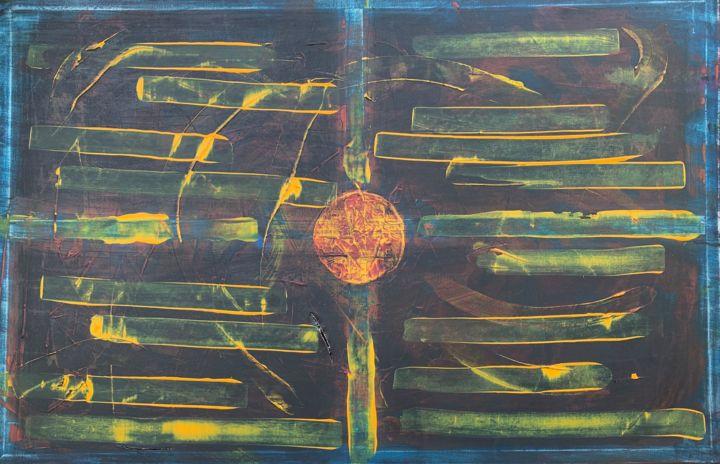 Paul Yves Poumay - first blackhol & solar system